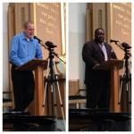 Coach Reynolds & Pastor Tyson Parks Jr.