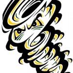 Abinhdon Avon Tornado Logo