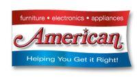 American TV logo