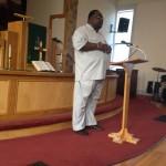 Pastor Parks - AME