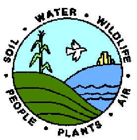 Soil and water conservation districts search for solid for Soil and water conservation